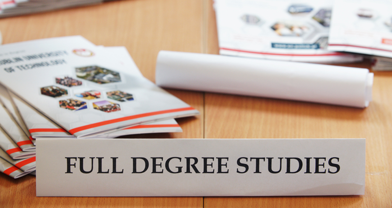 Full Degree Studies