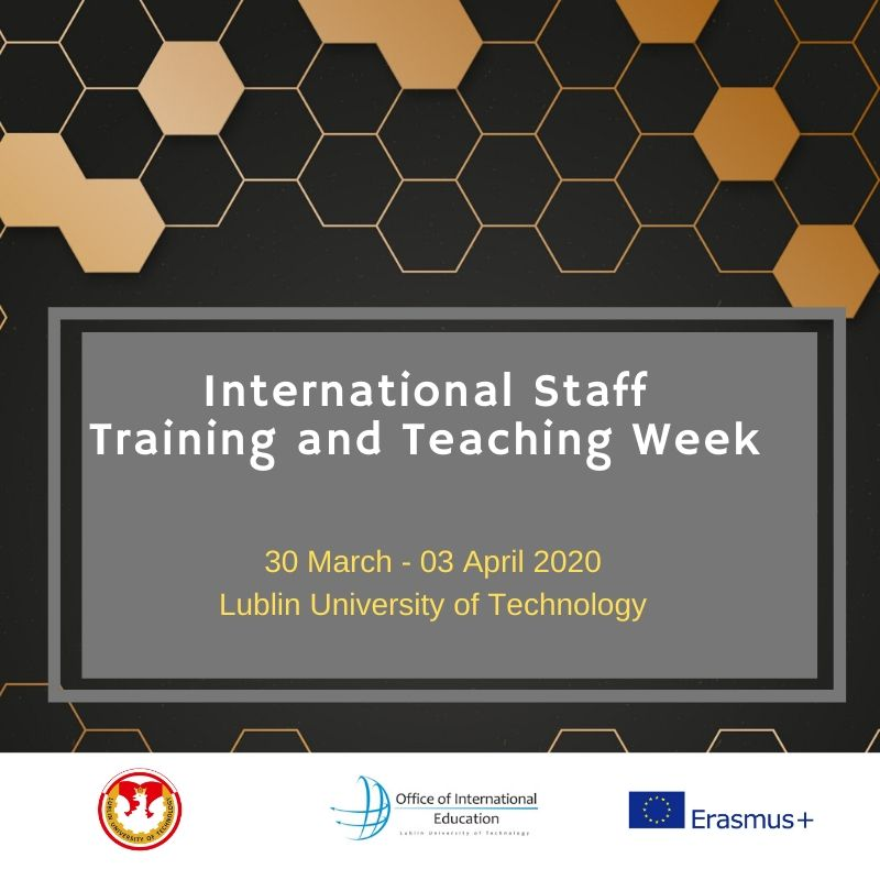 International Staff Training and Teaching Week